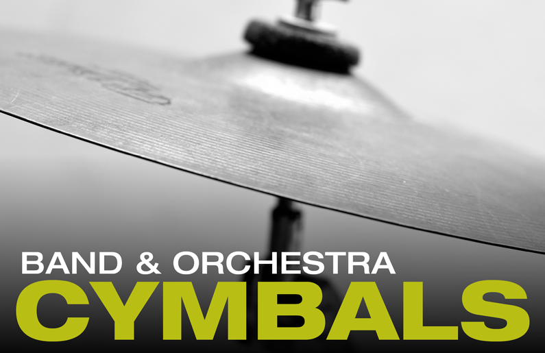 Band And Orchestra Cymbals