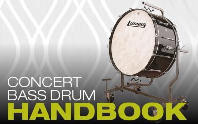 Concert Bass Drum Handbook