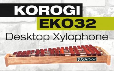 Korogi EKO32 Desktop Xylophone
