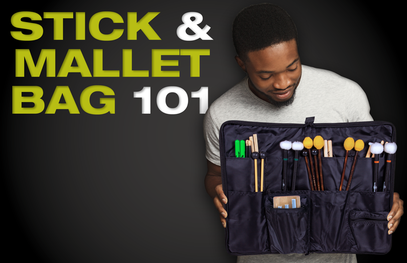 Stick And Mallet Bag 101