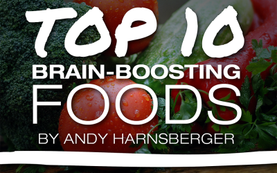 Top 10 Brain-Boosting Foods