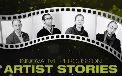 Meet Your Favorite Innovative Percussion Artists!