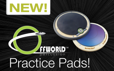 New Offworld Practice Pads