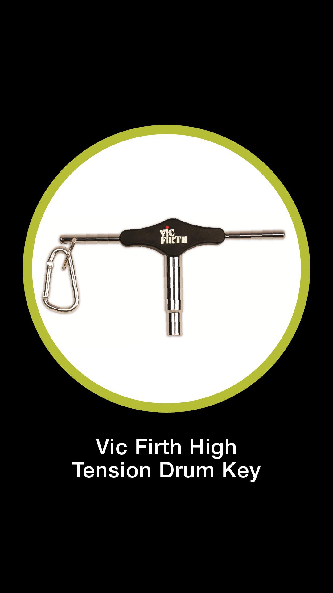 VIC FIRTH VICKEY2 HIGH TENSION DRUM KEY